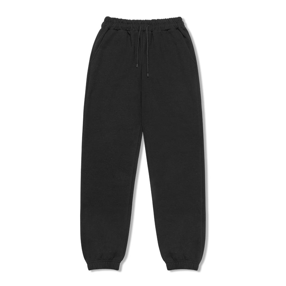 에센셜 조거 스웨트팬츠 (black)
