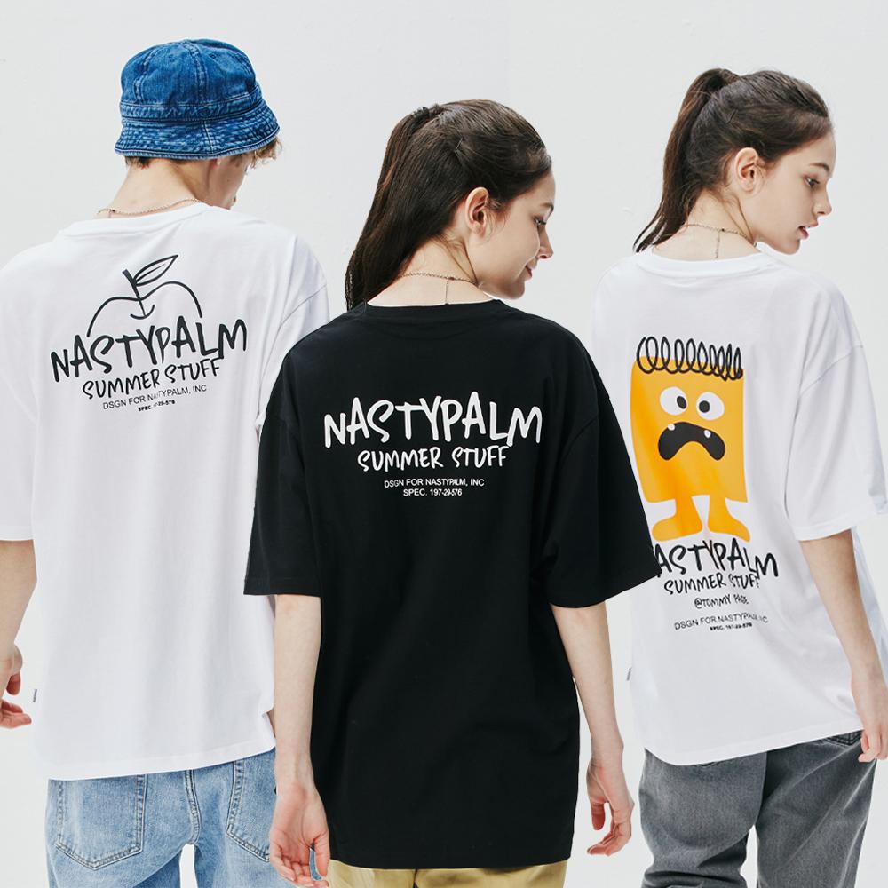 [단독구성][1+1+1] 21SS 티셔츠 3PACK 패키지