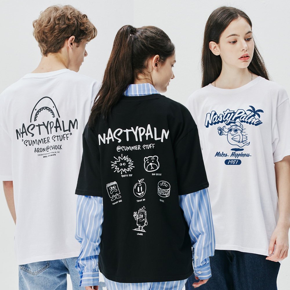 [1+1+1] 21SS 티셔츠 3PACK 패키지2