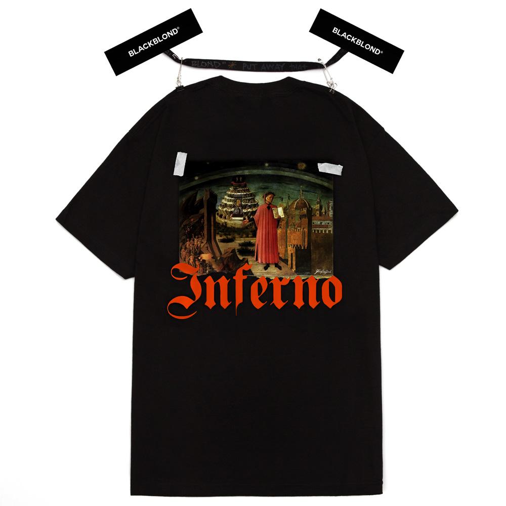BBD Inferno Short Sleeve Tee (Black)