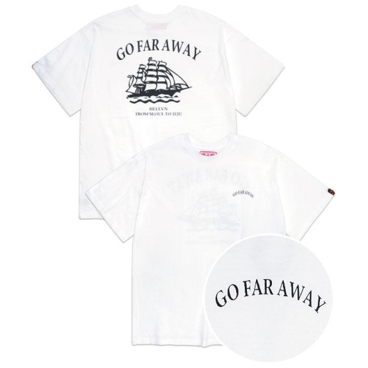 H/V VOYAGE T-shirt (DHTTHV-A08) - 6color