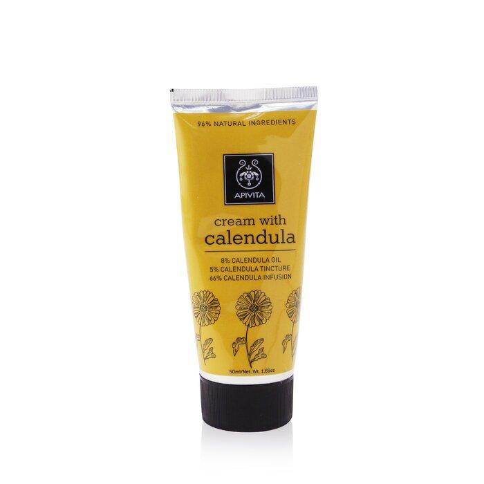 [아피비타] Cream With Calendula (Unboxed)