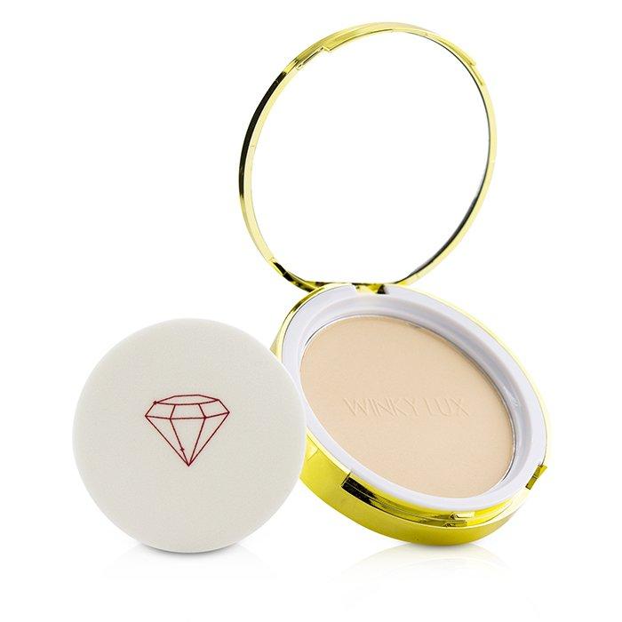 [윙키럭스] 다이아몬드 파우더스 파운데이션 - # 라이트
