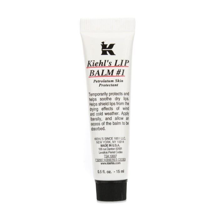 [키엘] 립 밤 #1 튜브 (페트로라튬 스킨 프로텍션)