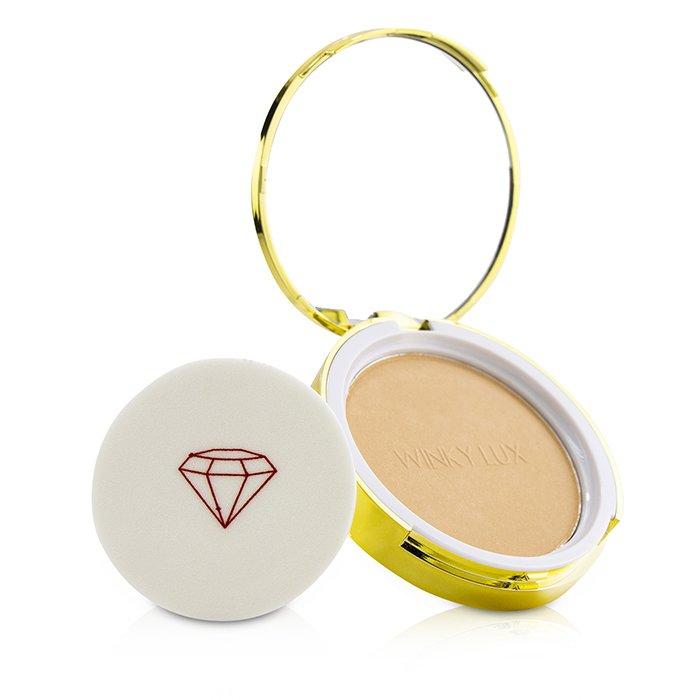 [윙키럭스] 다이아몬드 파우더스 파운데이션 - # 미디움
