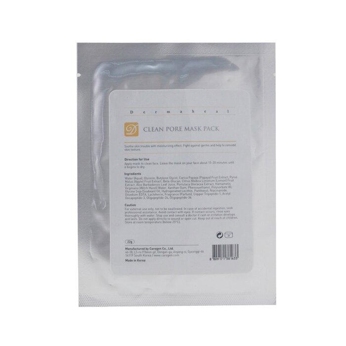 [더마힐] Clean Pore Mask Pack (Exp. Date: 12/2020)
