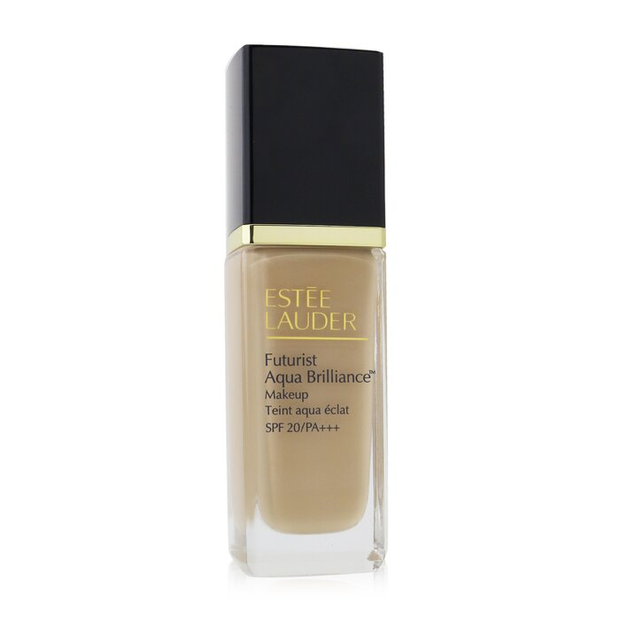 [에스티로더] Futurist Aqua Brilliance Makeup SPF20 - #2W0 Warm Vanilla