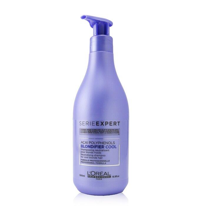 [로레알] Professionnel Serie Expert - Blondifier Cool Acai Polyphenols Neutralising Shampoo (For Cool B