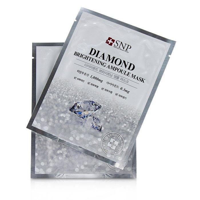 [SNP] 다이아몬드 브라이트닝 앰플 마스크