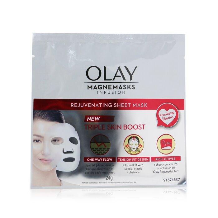 [올레이] Magnemasks Infusion Rejuvenating Sheet Mask