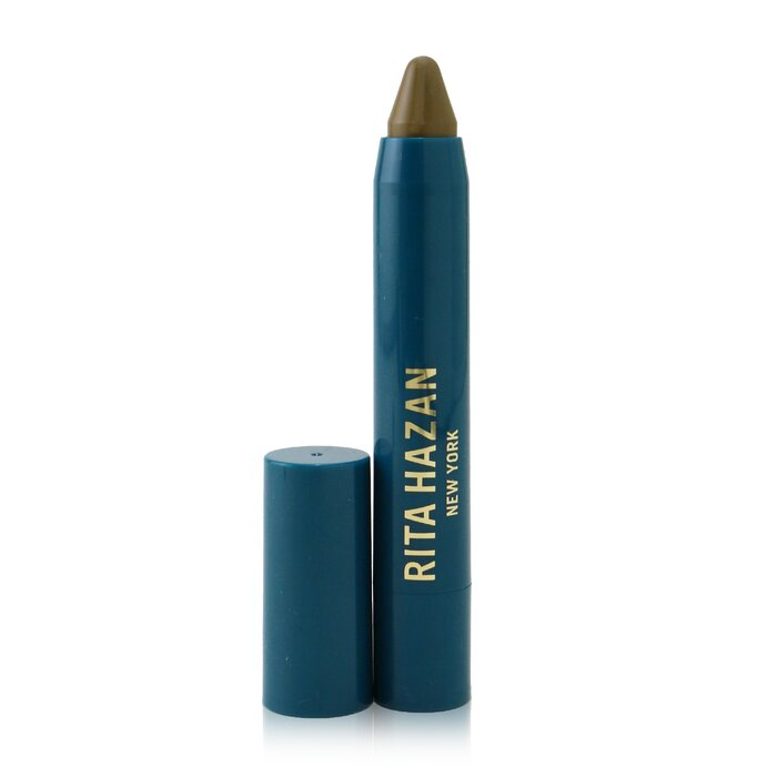 [리타하잔] Root Concealer Touch-Up Stick Temporary Gray Coverage - # Dark Blonde (Temple + Brow Edition)