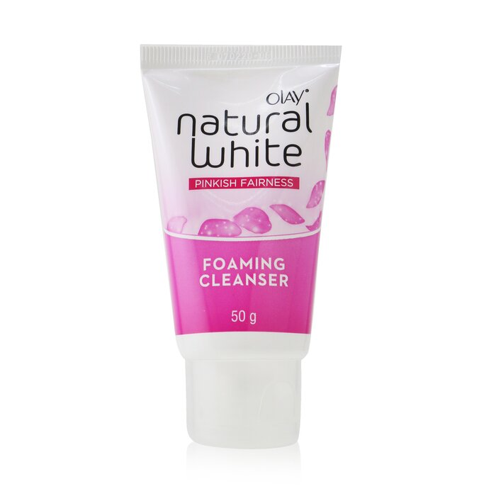 [올레이] Natural White Pinkish Fairness Foaming Cleanser
