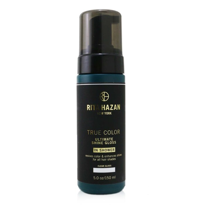 [리타하잔] True Color Ultimate Shine Gloss - # Clear Gloss (For All Hair Shades)