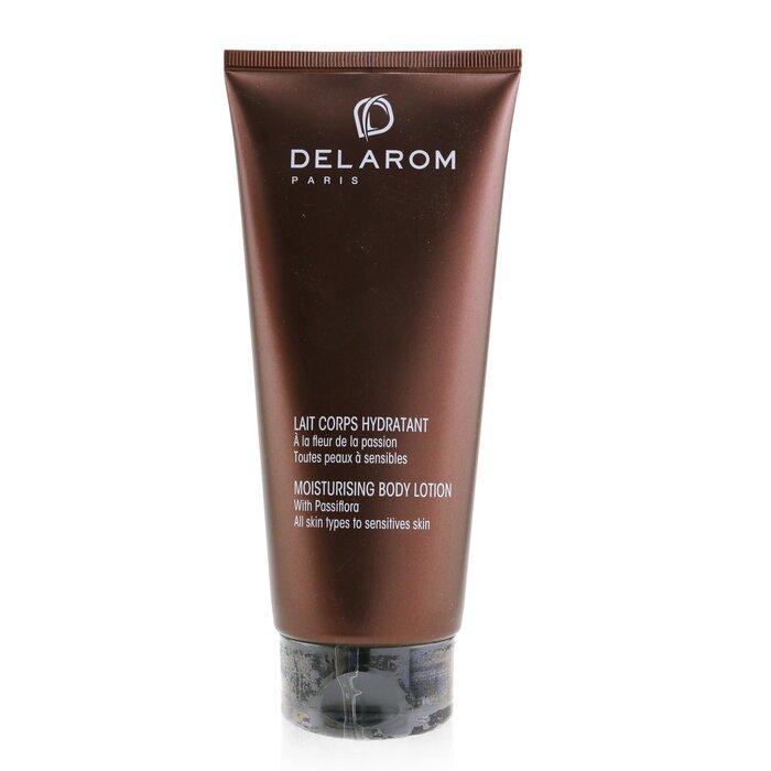 [델라롬] 모이스처라이징 바디 로션 - 모든 피부 타입/ 민감성 피부용