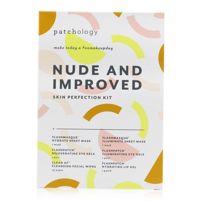 [Patchology] 누드 앤 임프루브드 스킨 퍼팩션 키트