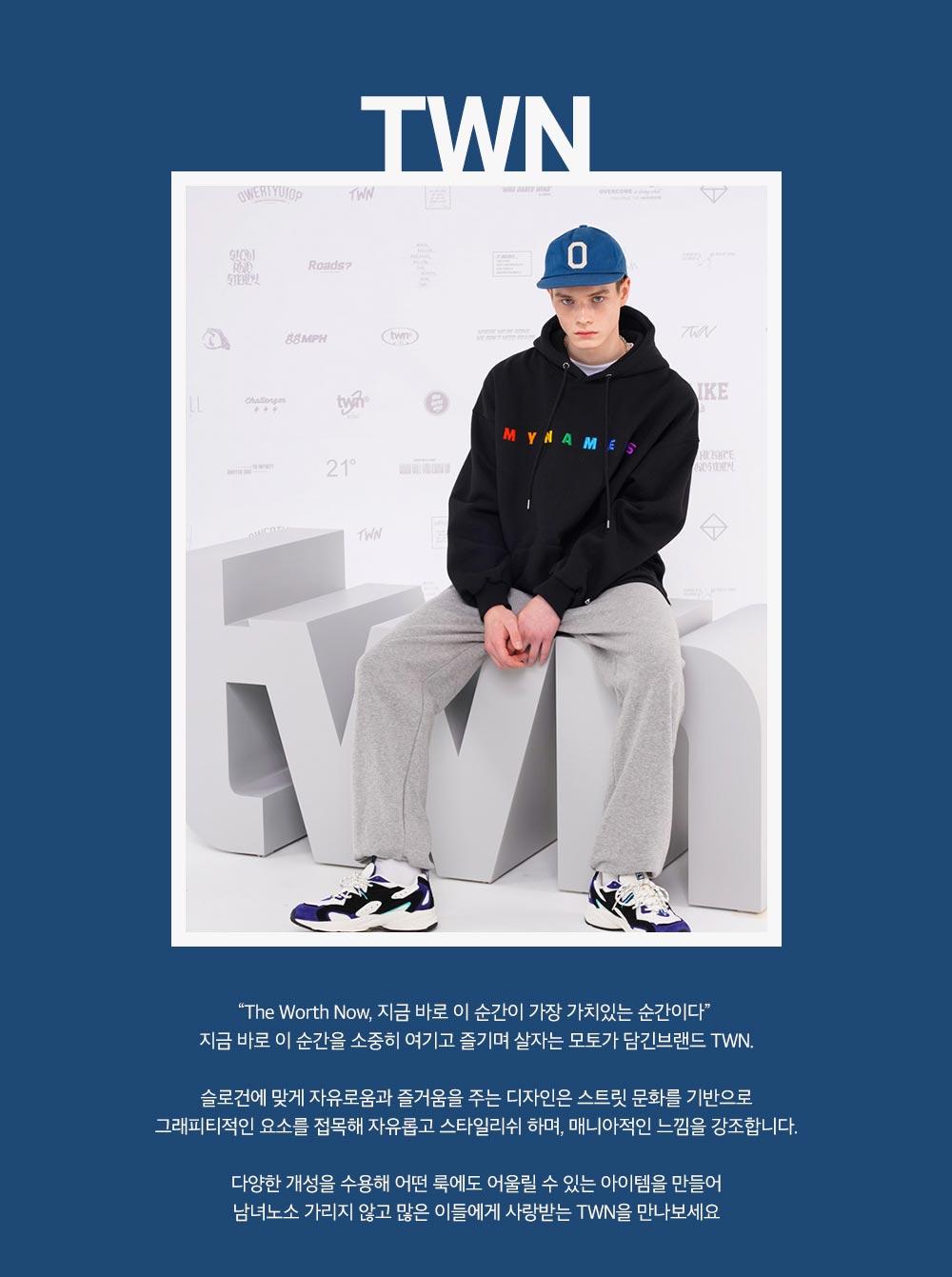 [FW19] 티떠블유엔 선발매 11일발매