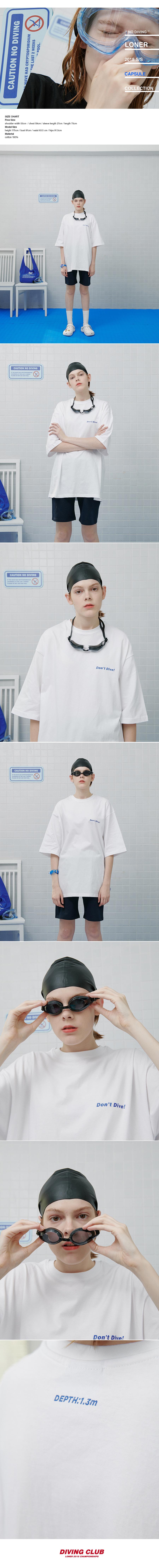 Don't dive tshirt-white.jpg