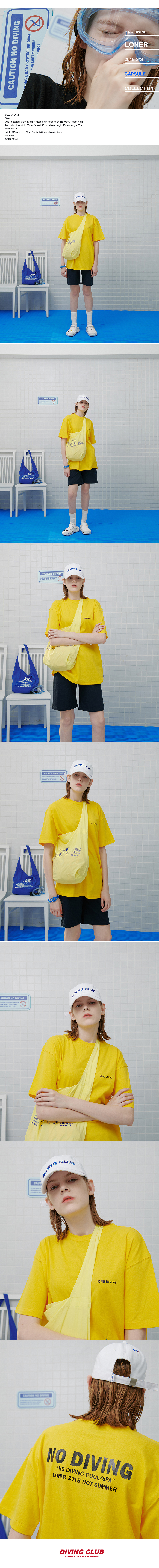 No diving tshirt-yellow.jpg