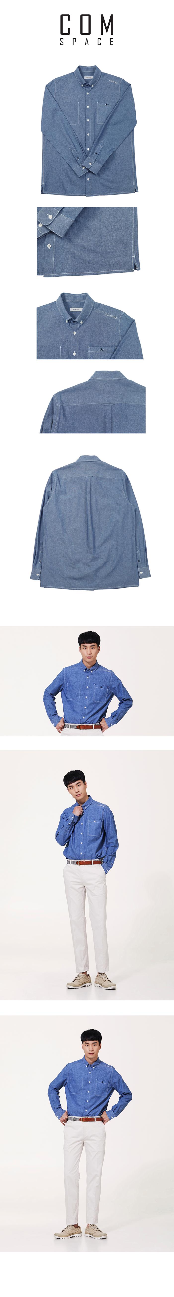 button down pocket point shirt blue.jpg