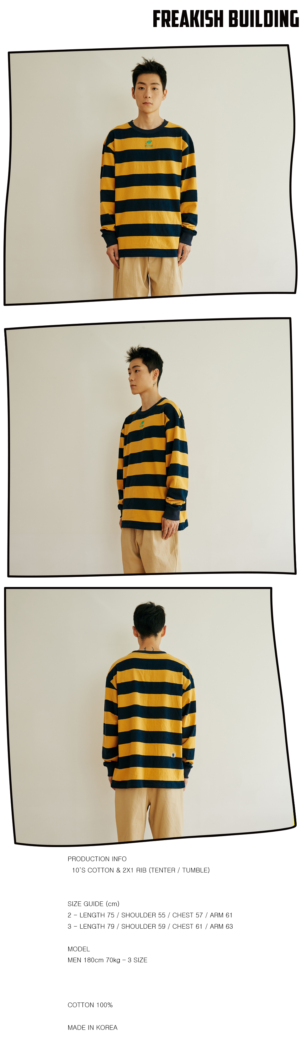 #01 FOLCOM LONG SLEEVE T-SHIRTS  (YELLOW) 02.jpg