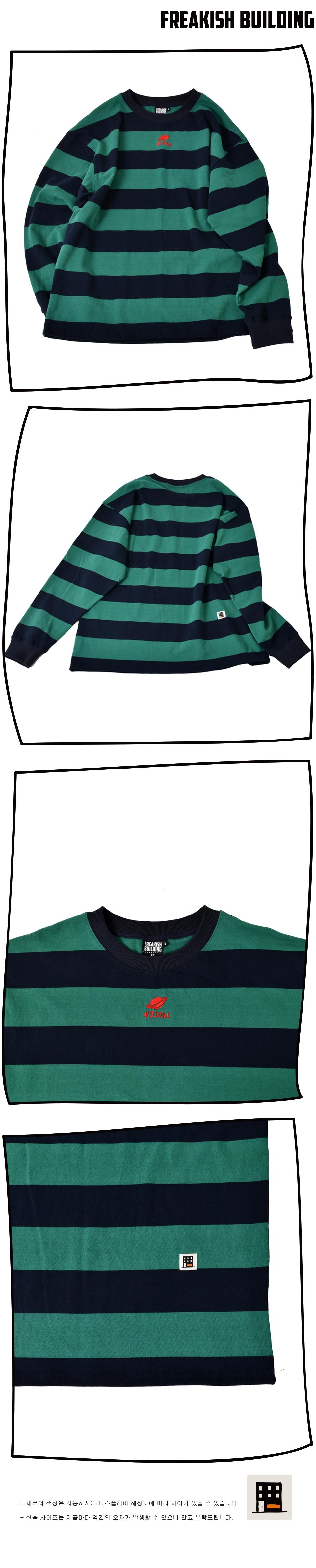 #01 FOLCOM LONG SLEEVE T-SHIRTS  (GREEN) 03.jpg