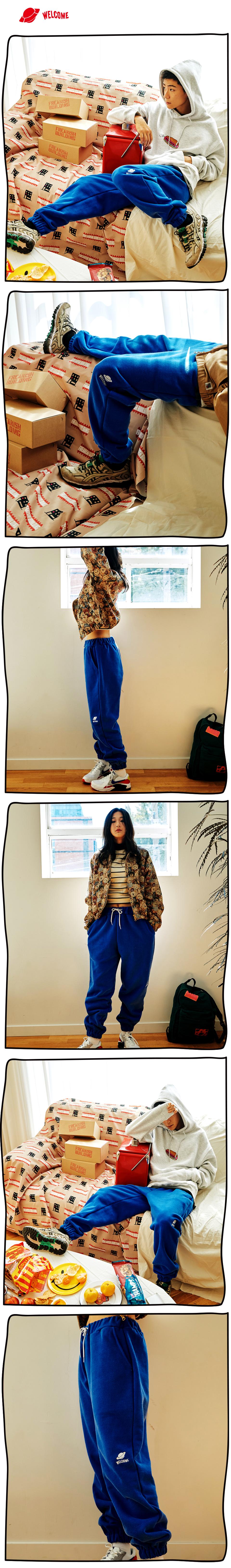 #04 DRAIN SWEAT LONG PANTS (BLUE) 01.jpg