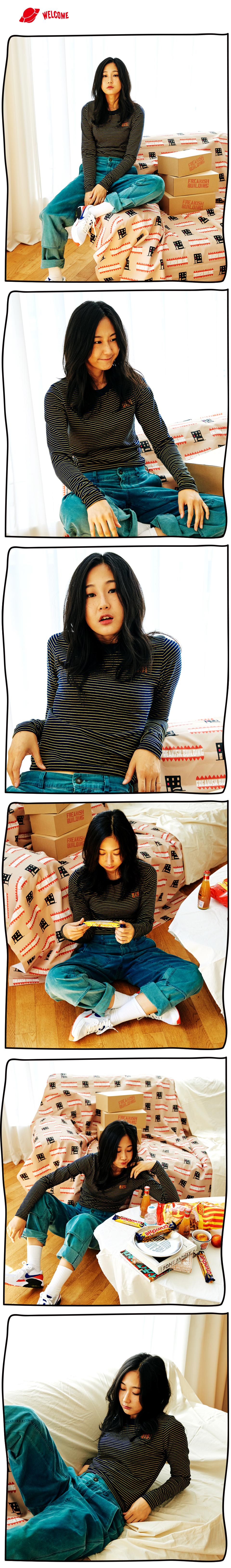 #09 KIDI LONG SLEEVE T-SHIRTS (NAVY) 01.jpg