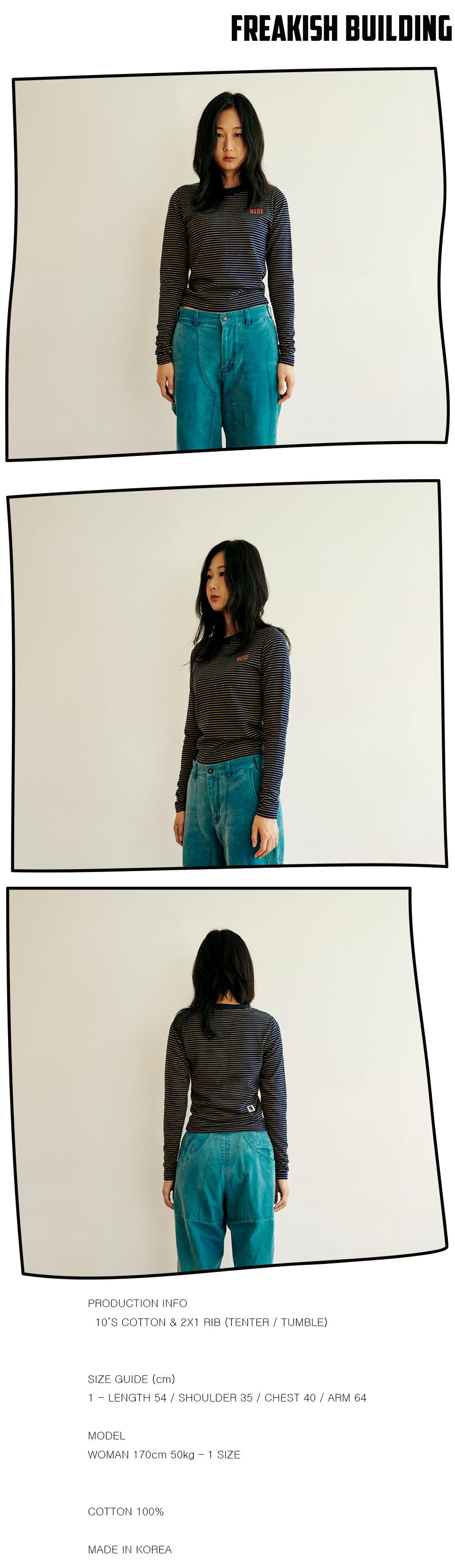 #09 KIDI LONG SLEEVE T-SHIRTS (NAVY) 02.jpg
