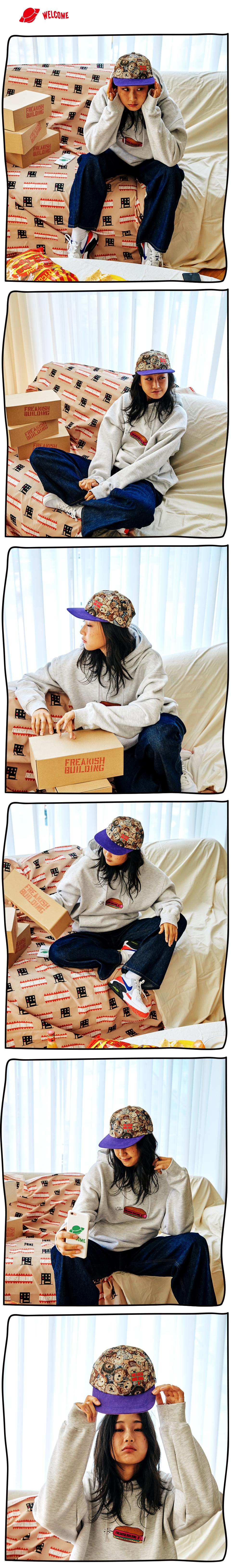 #30 SMACU FLAT CAP (BEIGE) 01.jpg
