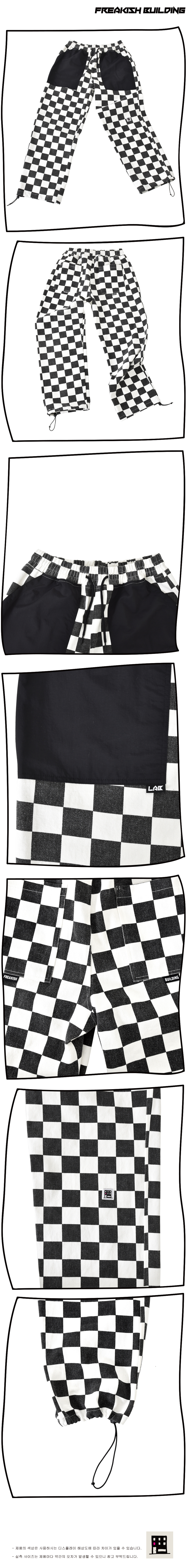 #15 RON CHECKER LONG PANTS (BLACK) 03.jpg